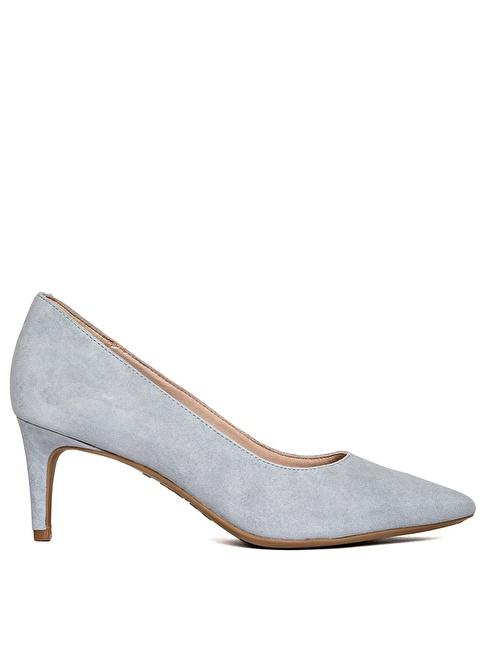 Nine West İnce Topuklu Ayakkabı Mavi